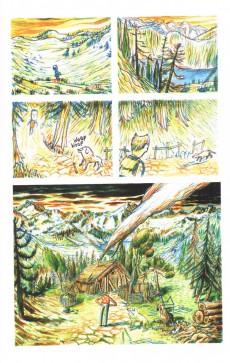 Extrait de Histoires de montagnes