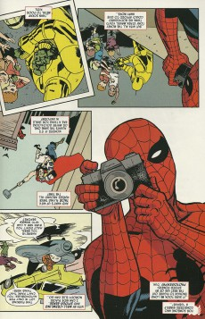 Extrait de The amazing Spider-Man Vol.3 (Marvel comics - 2014) -1.4- Learning to crawl: part four