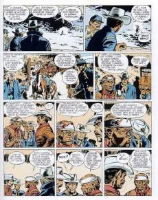 Extrait de Blueberry -2f1997- Tonnerre à l'ouest