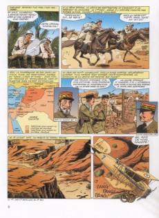 Extrait de La légion -2- Bir-hakeim (histoire légion 1919 - 1945)