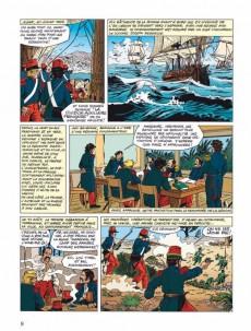 Extrait de La légion -1- Camerone (histoire legion 1831 - 1918)