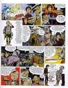 Extrait de Blueberry -11c1986- La mine de l'Allemand perdu