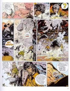 Extrait de Blueberry -12b1985- Le spectre aux balles d'or
