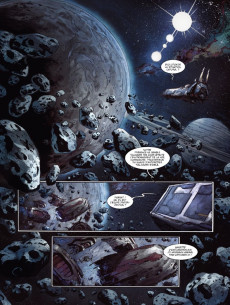 Extrait de Colonisation -1- Les naufragés de l'espace