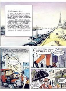 Extrait de Monuments historiques en BD -4- La Tour Eiffel