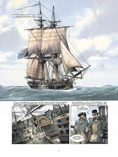 Extrait de Les pirates de Barataria -11- Sainte-Hélène