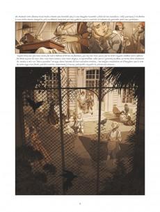 Extrait de La guerre des Sambre - Maxime & Constance -3- Chapitre 3 - Eté 1794 : Le regard de la veuve