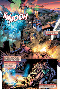 Extrait de Astro City (2013) (DC Comics) -3- Mistakes