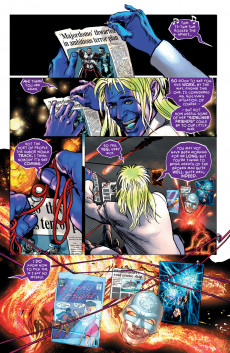 Extrait de Astro City (2013) (DC Comics) -5- Thumbtacks & Yarn
