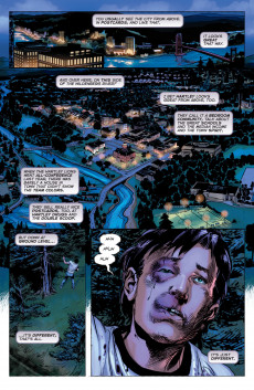 Extrait de Astro City (2013) (DC Comics) -7- The view from above