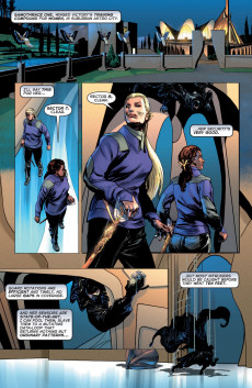 Extrait de Astro City (2013) (DC Comics) -8- The view from the shadows