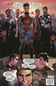 Extrait de Amazing Spider-Man (The) (2014) -11- Spider-verse part three : Higher ground