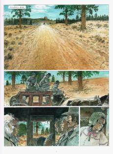 Extrait de Duke (Hermann) -2- Celui qui tue