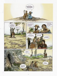 Extrait de Kaamelott -8- L'Antre Du Basilic