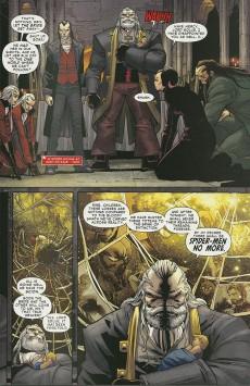 Extrait de Amazing Spider-Man (The) (2014) -13- Spider-verse part five: Spider-men: no more