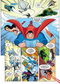 Extrait de Justice League Aventures -2- Volume 2