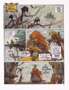 Extrait de La quête de l'oiseau du temps -1b1984- La conque de ramor