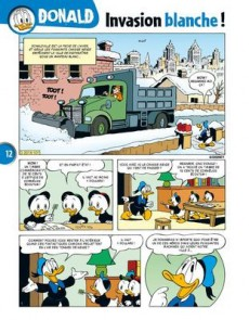 Extrait de Picsou Magazine -528- Picsou contre picsou !!!