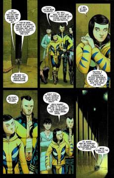 Extrait de All-New Wolverine (2016) -28- Orphans Of X Part 4