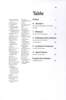Extrait de (AUT) Franquin - L'anti-atome, Franquin à l'épreuve de la vie