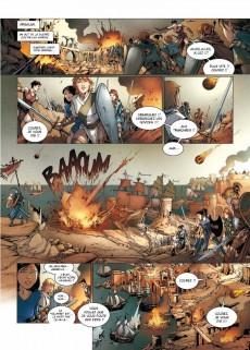 Extrait de La geste des Chevaliers Dragons -INT05- Intégrale 5