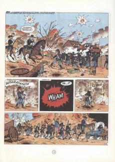 Extrait de Les tuniques Bleues -4c2014- Outlaw
