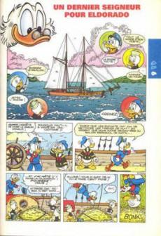 Extrait de Picsou Magazine -532- Le dernier seigneur d'eldorado