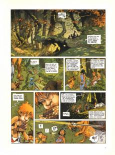 Extrait de Peter Pan (Loisel) -3- Tempête