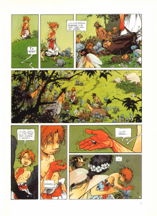 Extrait de Peter Pan (Loisel) -4- Mains rouges