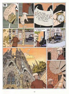 Extrait de Victor Sackville -6a1995- L'otage de Barcelone