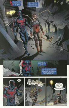 Extrait de Spider-Man 2099 (2014) -8- Issue #8
