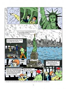 Extrait de Marion Duval -27- Embrouilles à new york
