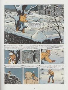 Extrait de Ric Hochet -45b1994- Le triangle Attila