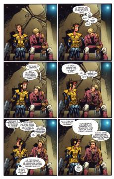 Extrait de All-New Les Gardiens de la galaxie (Marvel Now!) -2- Recherchés
