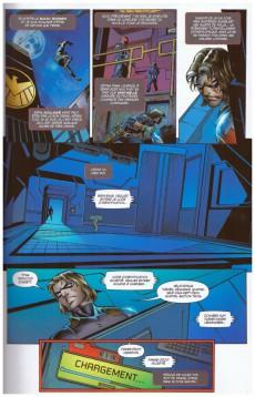 Extrait de Avengers - L'Affrontement -1- Bienvenue à Pleasant Hill