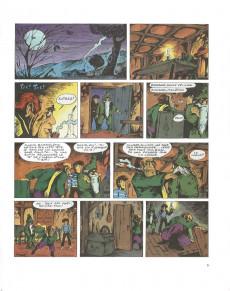 Extrait de Philémon (Nouvelle édition) -7c- L'île des brigadiers