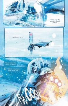 Extrait de Batman Rebirth (DC Presse) -8- Tome 8