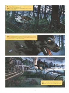 Extrait de Les chiens de Pripyat -2- Les Enfants de l'atome