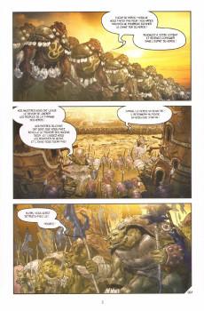 Extrait de Terra prime -4- Le Dieu