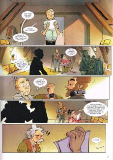 Extrait de Spirou et Fantasio (Une aventure de.../Le Spirou de...) -HS3- Le Triomphe de Zorglub