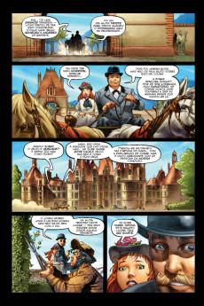 Extrait de Wolverine : Origem - Tome 1