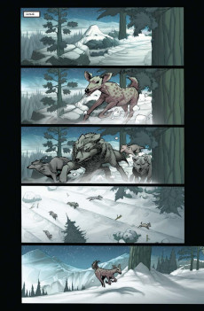 Extrait de Wolverine : Origem -2- Wolverine : Origem II