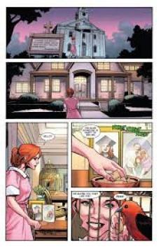 Extrait de Phoenix Resurrection: The Return of Jean Grey (Marvel comics - 2017) -1- Chapter One: Frustrate the Sun