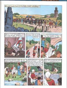 Extrait de Alix -8c1997- Le tombeau étrusque