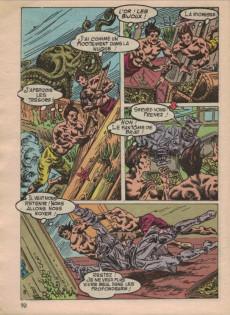 Extrait de Surnaturel poche -2- Le piège des pirates fantômes
