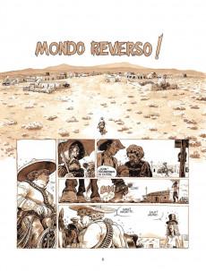 Extrait de Mondo reverso -1- Cornelia & Lindbergh