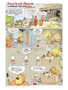 Extrait de Docteur Poche -16- Le royaume des chats