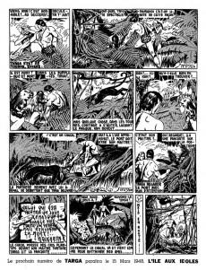 Extrait de Targa -4- Le masque du Diable