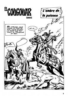 Extrait de Télé série jaune (Au nom de la loi) -38- El Cougouar - L'ombre de la potence