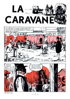 Extrait de Tex Bill -SP08- Spécial 3-69 - La caravane